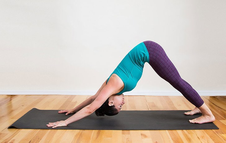 stretches for greater flexibility